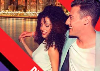 Young tourism Benidorm brochure