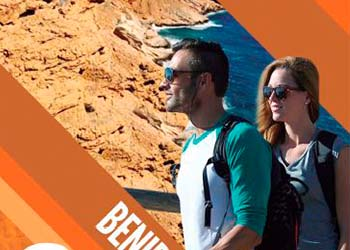 Hiking Benidorm brochure