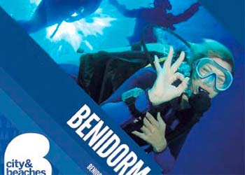 Scuba diving Benidorm brochure