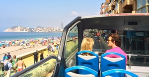 Benidorm City Sightseeing Tour