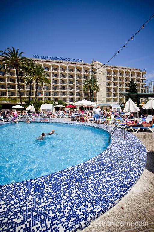 Hotel Ambassador Playa I Benidorm Visit Benidorm Official Tourit