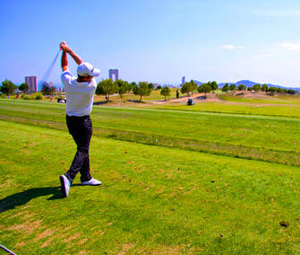 Golf in Benidorm