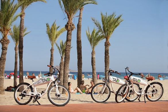 Tao Bike Benidorm (rental e-bike)