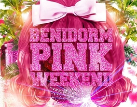 Benidorm Pink Weekend