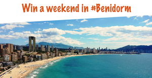 Win a weekend in #Benidorm