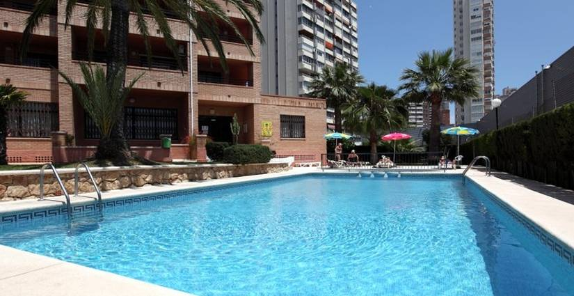 Apartments in benidorm visit benidorm official tourit web site - Apartamentos gemelos xxii benidorm ...