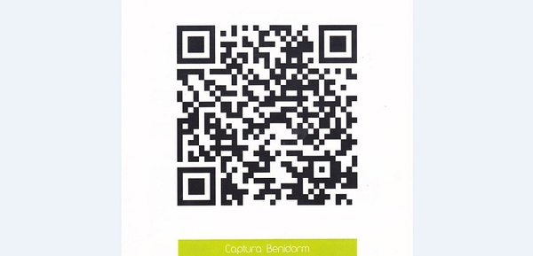 Capture Benidorm QR Codes